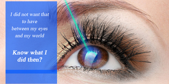 Laser Eye treatment