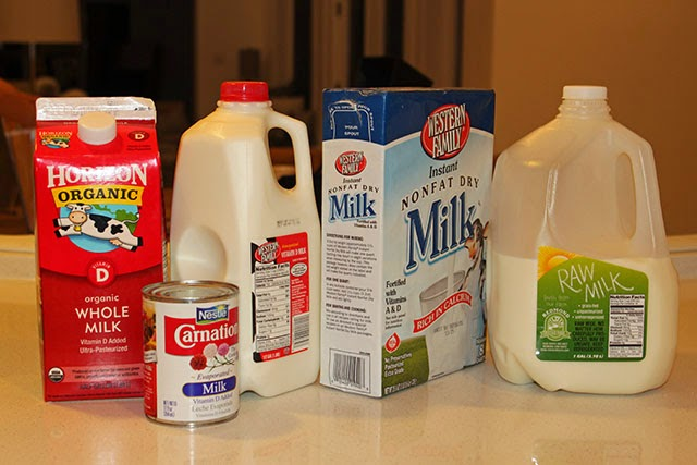 different-types-of-milk