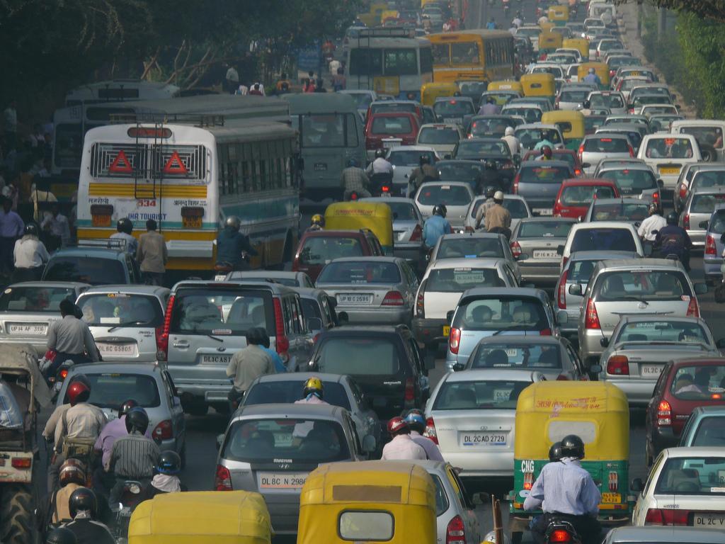 traffic-control-delhi
