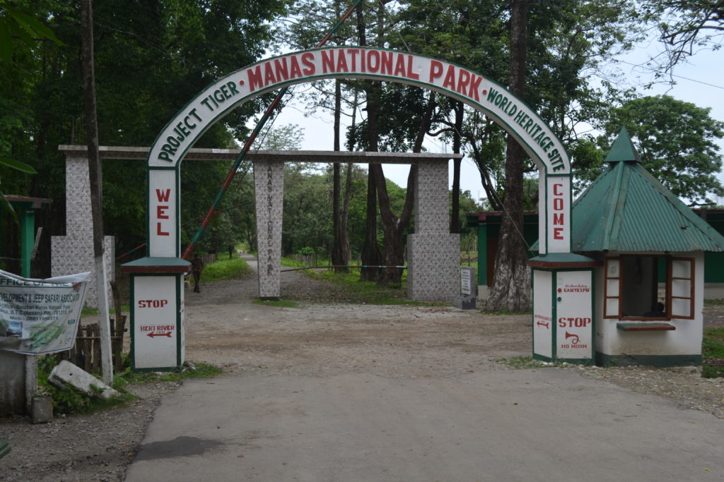 Manas-national-park