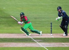 Newzealand and Bangladesh match in World Cup 2015