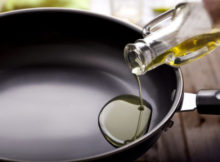 reheated cooking oil