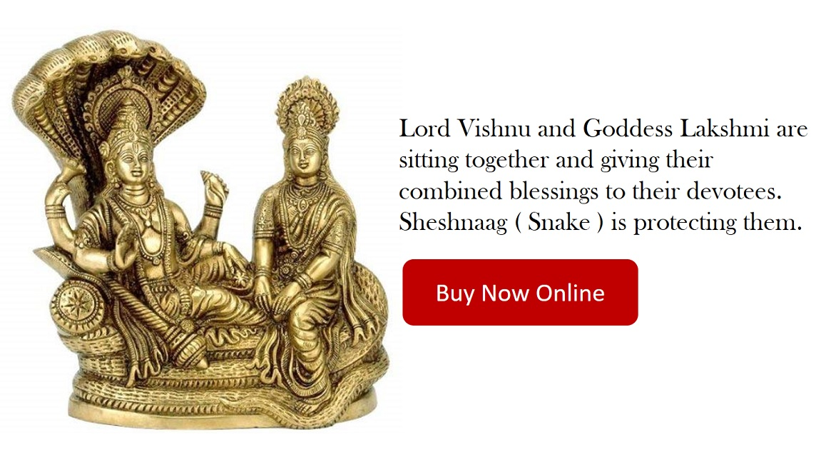 Buy Lord Vishnu idol online