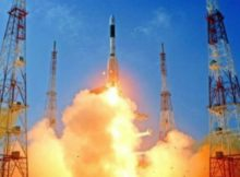 HysIS satellite launched