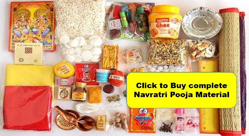 Buy Navratris Pooja Online
