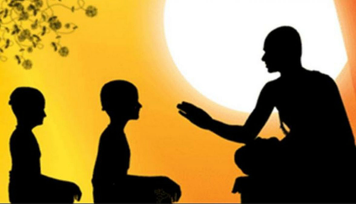 Guru or Teacher happy teachers day