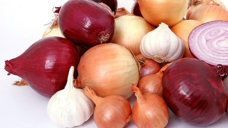 Onion Garlic in Navratis