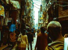 Nepal or Namche Bazaar