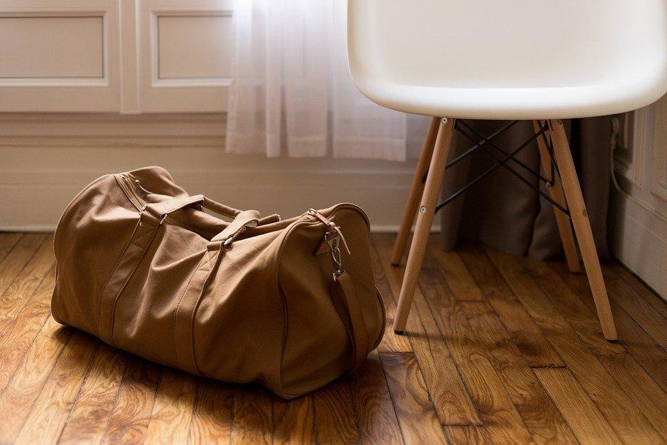 duffel travel bag