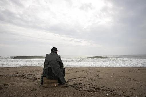 higher suicide rates in men