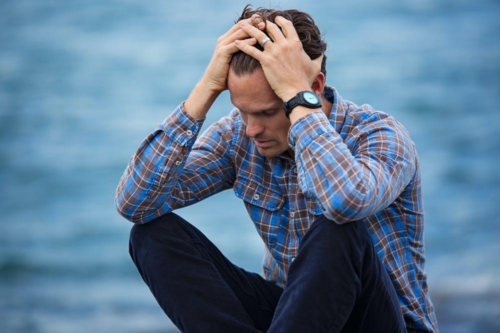 depression struggle